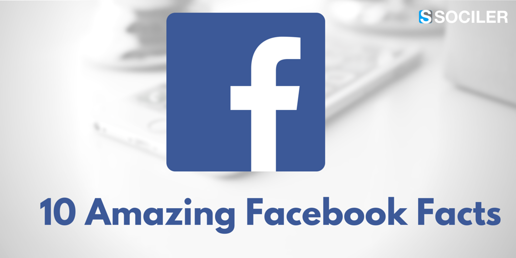 10 Amazing Facebook Facts
