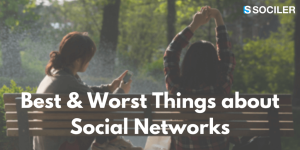 Best and Worst Social Networks