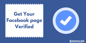 Get Faceboook Page Verified