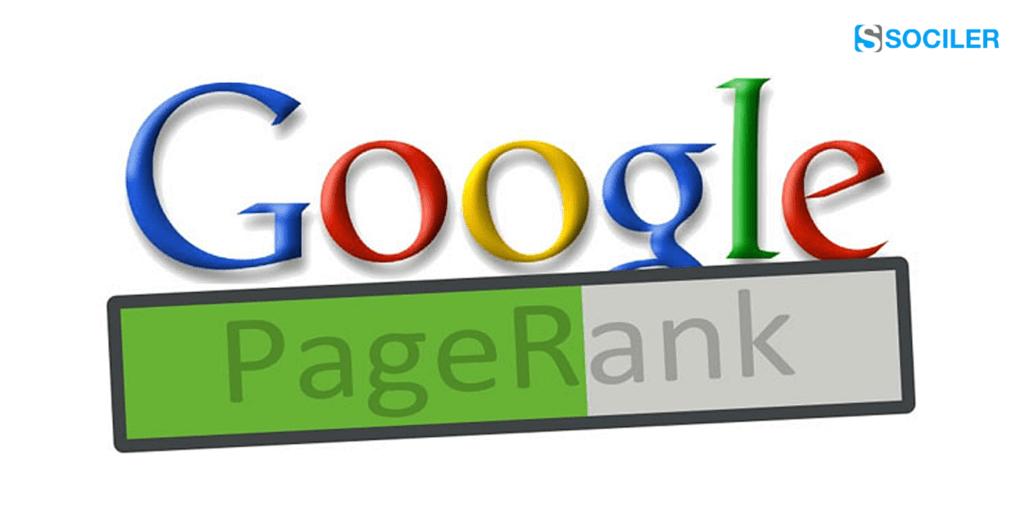 Google Pagerank latest Update
