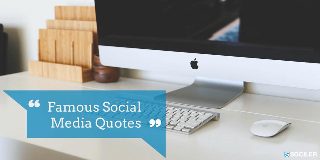 Popular Social Media Quotes Share