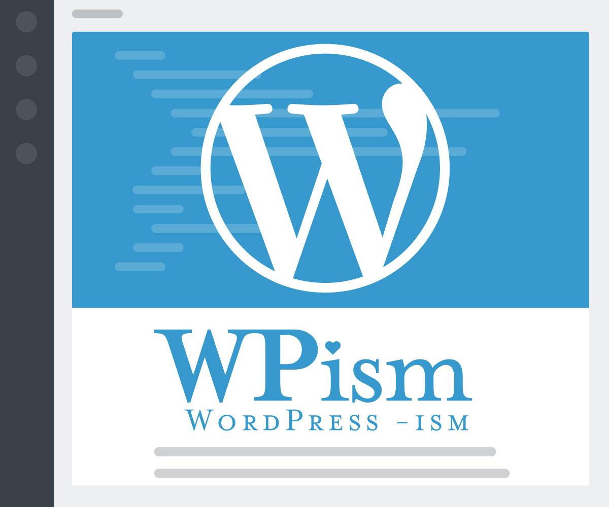 WPism-WordPress-Blog